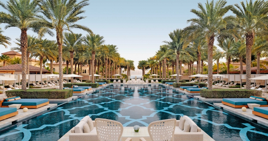 5 هتل برتر دبی از دید کاربران تریپ ادوایزر