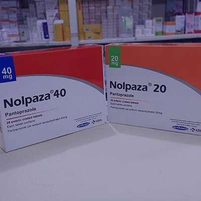 عوارض و موارد مصرف قرص نولپازا 40 و 20 چیست