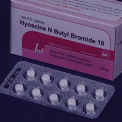 عوارض و موارد مصرف قرص هیوسین برای اسهال چیست