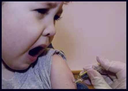 درد جای واکسن