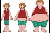 علت چاقی سریع و مفرط صورت بعد از ازدواج چیست