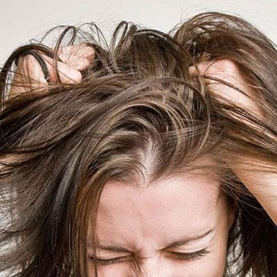 درد ریشه مو سر , درد ریشه موی سر , درد ریشه موهای سر , درمان درد ریشه مو سر