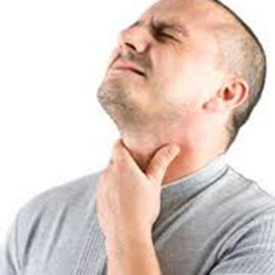 علت و درمان گیاهی سوزش و درد حلق و گلو هنگام بلع