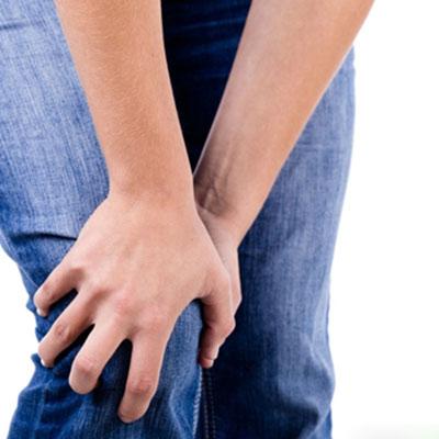 درد زانو , درد زانو در جوانی , درد زانو بعد از انزال , درد زانوی راست