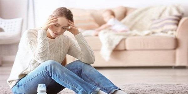 درمان افسردگی بعد از زایمان ، افسردگی بعد از زایمان ، علائم افسردگی بعد از زایمان
