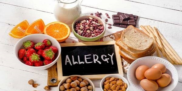 غذاهای حساسیت زا ، غذاهای ضد آلرژی ، مواد غذایی حساسیت زا