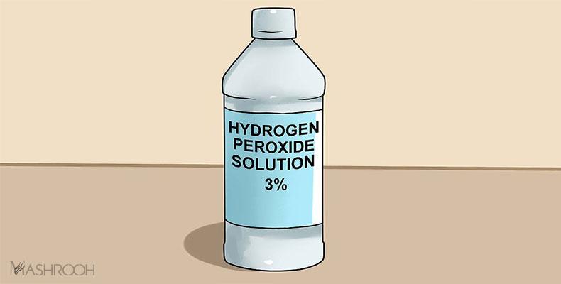 آب اکسیژنه , آب اکسیژنه چیست , آب اکسیژنه خوراکی , آب اکسیژنه برای پوست