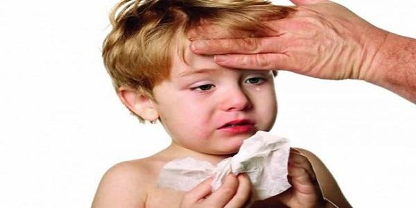 درمان اسهال و استفراغ در کودکان