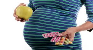 عوارض و خطرات پرکاری تیروئید و حاملگی و بارداری و قصد بارداری و عدم بارداری