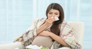راههای درمان خانگی سرماخوردگی و تب در بارداری و تب و لرز در اوایل بارداری