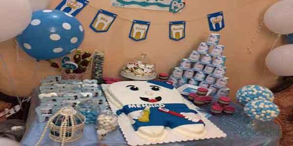 غذاهای جشن دندونی ، خرید وسایل جشن دندونی ، آهنگ جشن دندونی پسرونه ، اهنگ کودکانه برای جشن دندونی