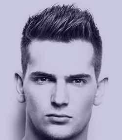مدل مو مردانه خامه ای کوتاه