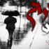 اس ام اس عاشقانه و رمانتیک در مورد بارش باران
