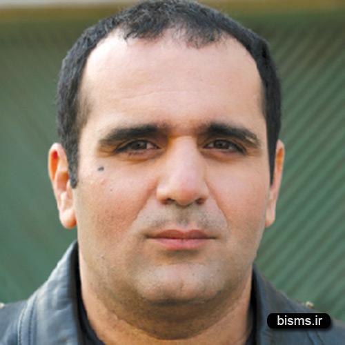 عکس جدید حسین رفیعی در حال ماهیگیری