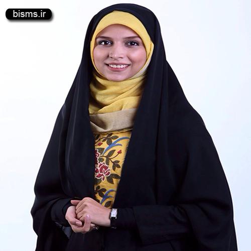 عکس جدید مژده لواسانی در میدان نقش جهان اصفهان