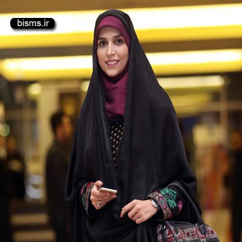 عکس جدید مژده لواسانی همراه با ژيلا صادقی