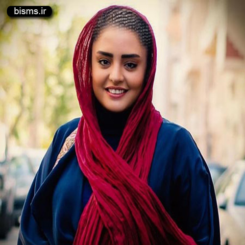 عکس های نرگس محمدی با برادر زاده اش در امامزاده