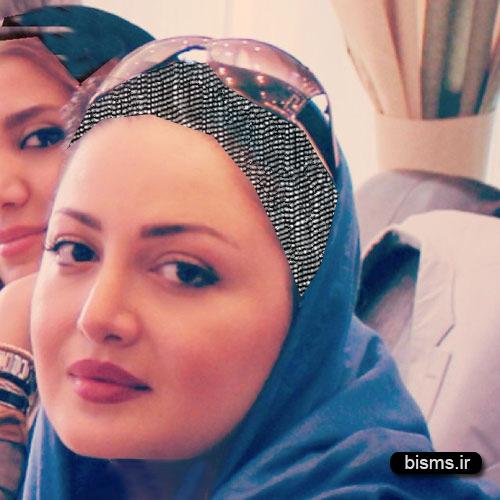 عکس شیلا خداداد در کنار مرحوم ايرج قادرى