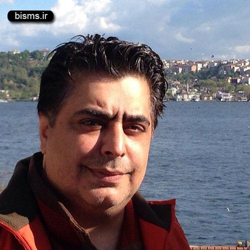 سلفی رضا شفیعی جم و جناب خان