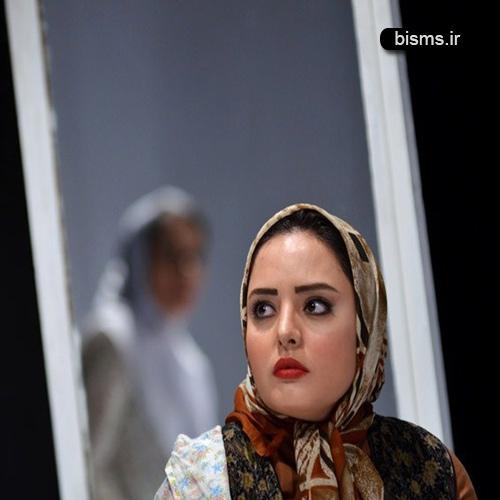 عکس جدید و دیده نشده نرگس محمدی و خواهرش