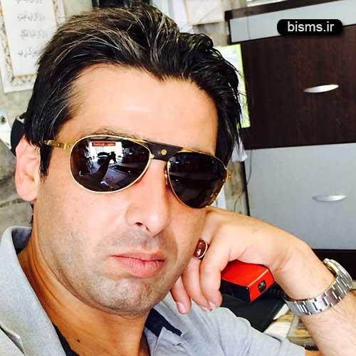 عکس حمید گودرزی در اکران فیلم چهارشنبه 19 اردیبهشت
