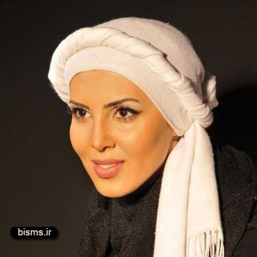 عکس لیلا بلوکات در افتتاحیه فیلم های تلویزیونی یاس