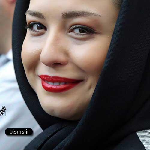 عکس جدید مهراوه شریفی نیا و رستاک حلاج
