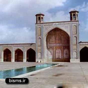 مسجد وکیل، تاریخچه مسجد وکیل