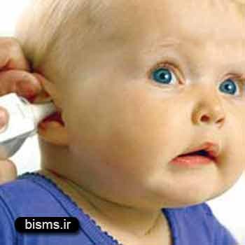 گوش درد نوزادان ، درمان گوش درد نوزادان