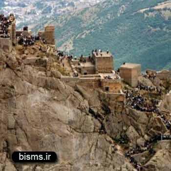 قلعه بابک،تاریخچه قلعه بابک