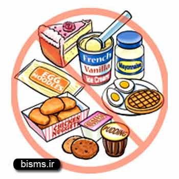آلرژي غذايي،درمان آلرژي غذايي