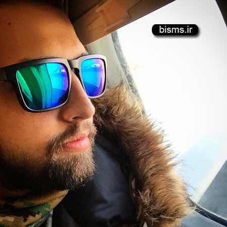 عکس جدید محسن افشانی در اکران خصوصی فیلم ناهید