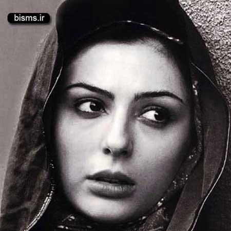 عکس جدید نیوشا ضیغمی در پشت صحنه نمایش تئاتر رم