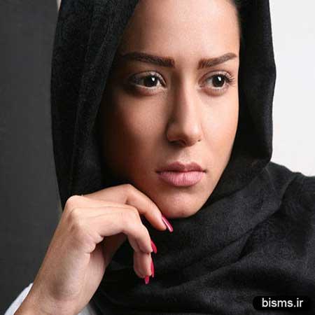 عکس پریناز ایزدیار در نشست خبری سریال شهرزاد