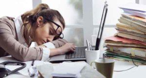 علت و رفع خستگی مفرط و خواب آلودگی نشانه چیست