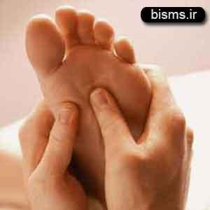 علل درد کف پا و پاشنه پا
