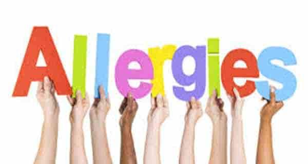 آلرژی ، درمان آلرژی ، آلرژی و گرفتگی صدا ، آلرژی داشتن ، HgvCd
