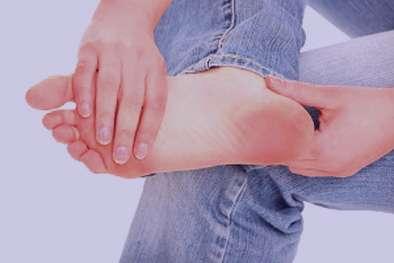 علاج دردهایتان کف پای شماست!