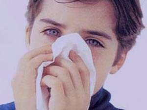 وقتی چشم ها سرما می خورند!