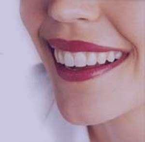دندان و لثه زير ذرهبين