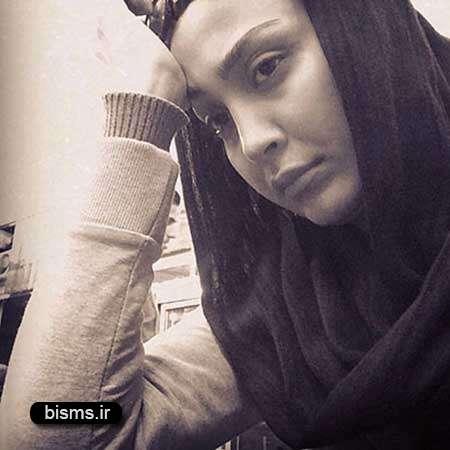 عکس مریم معصومی در اکران فیلم در مدت معلوم