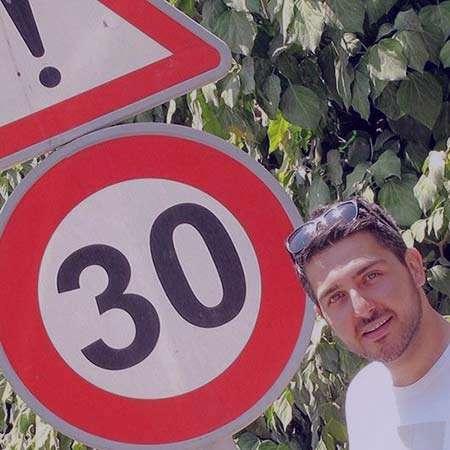 عکس دیده نشده محمدرضا غفاری و الهام کردا