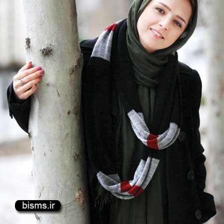 عکس جدید ترانه علیدوستی در اکران خصوصی فیلم بهمن