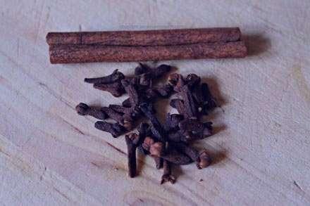 درمان بیماری ها با چوب میخک