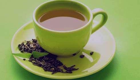 زمان نوشیدن چای سبز
