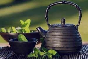 كاهش وزن یکی از خواص چای سبز