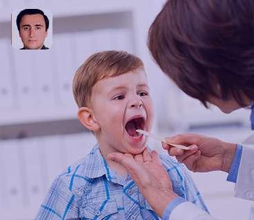 درمان گلودرد با روش های طبیعی