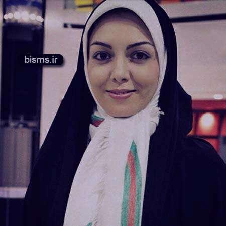 عکس دیده نشده آزاده نامداری و خواهرش