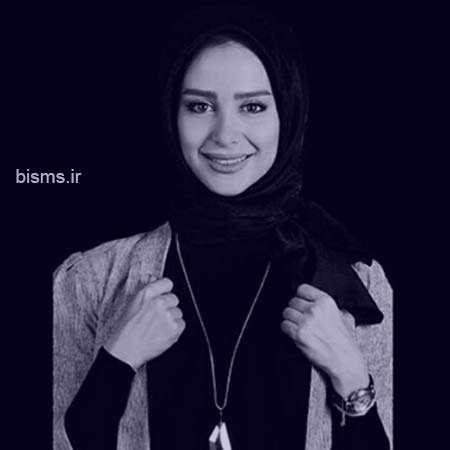 عکس جدید و دیدنی از گریم الناز حبیبی