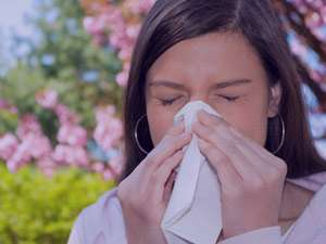 آلرژی،علائم و راه درمان آن